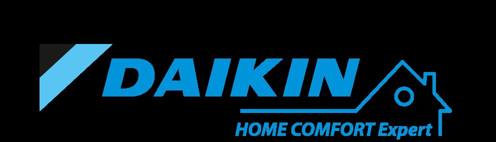 logo Daikin HOME COMFORT Expert