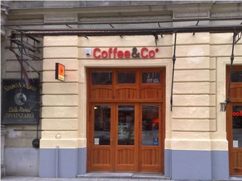 Coffee & Co., Budapešť